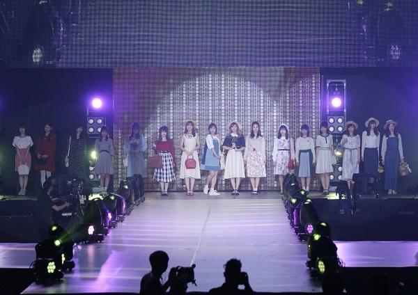 3月19日(日)@『KANSAI COLLECTION 2017 SPRING & SUMMER』