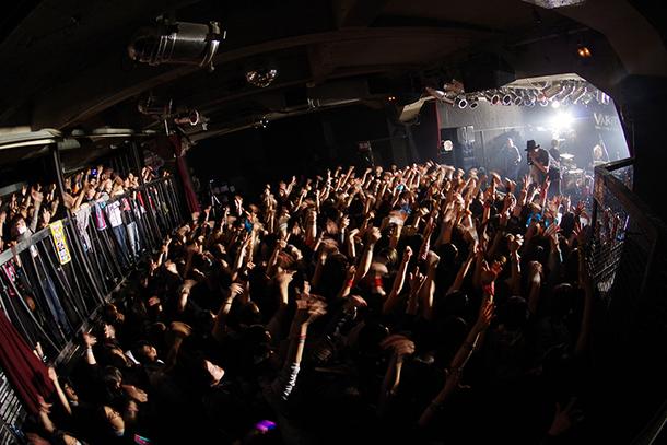 「男風呂」&「女風呂」ライブ写真