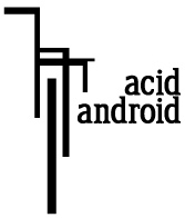 acid android  ロゴ