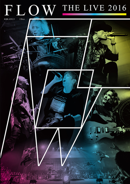 DVD『FLOW THE LIVE 2016』
