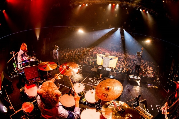 3月3日@Zepp Sapporo