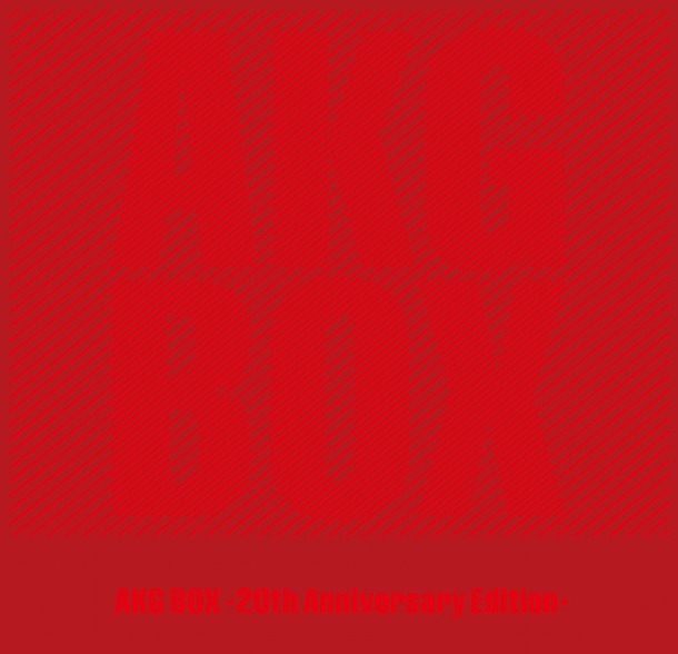 ボックスセット『AKG BOX -20th Anniversary Edition-』