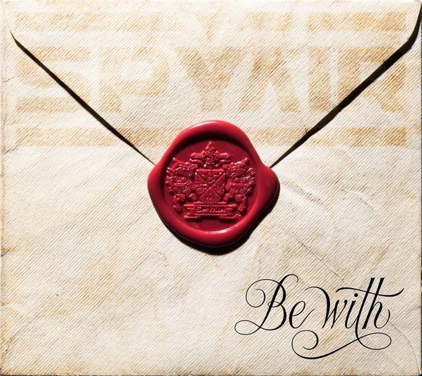 シングル「Be with」【初回生産限定盤】(CD+DVD)
