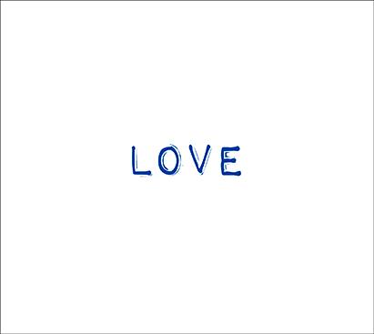 アルバム『LOVE』