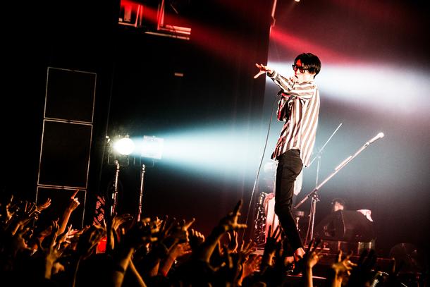 2月16日@大阪・なんばHatch(夜の本気ダンス)
