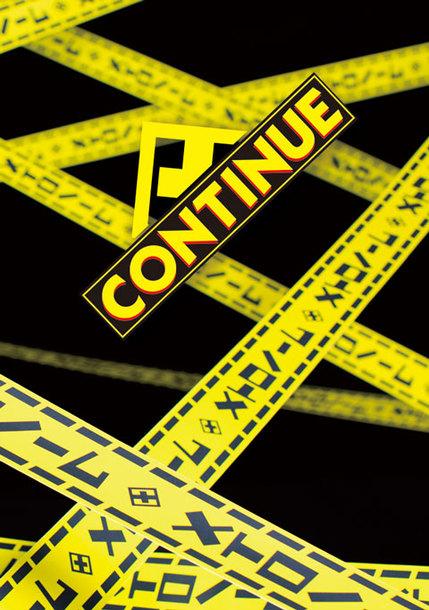 アルバム『CONTINUE』【初回生産限定 メト箱】(CD+DVD)