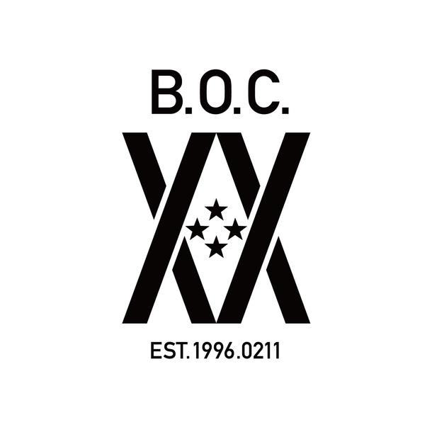 BUMP OF CHICKEN 20周年ロゴ