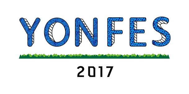 『YON FES 2017』ロゴ