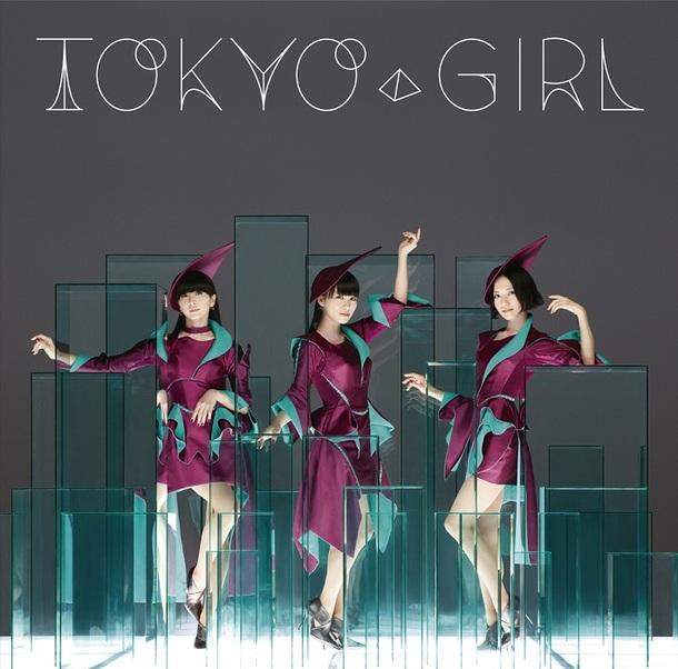 シングル「TOKYO GIRL」【通常盤】(CDのみ)