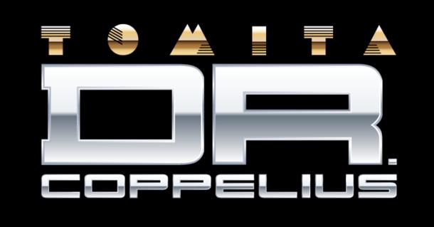 「ドクター・コッペリウス」ロゴ