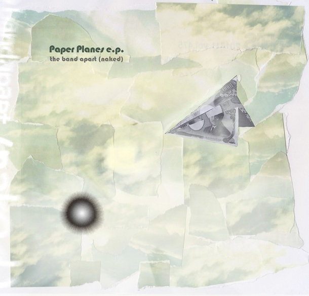 シングル「Paper Planes e.p.」