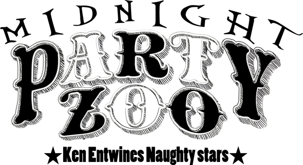 『PARTY ZOO ~Ken Entwines Naughty stars~』ロゴ
