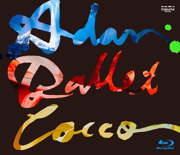 """Blu-ray『Cocco Live Tour 2016 """"Adan Ballet"""" -2016.10.11-』"""