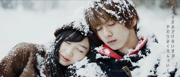 「SNOW SOUND」MV
