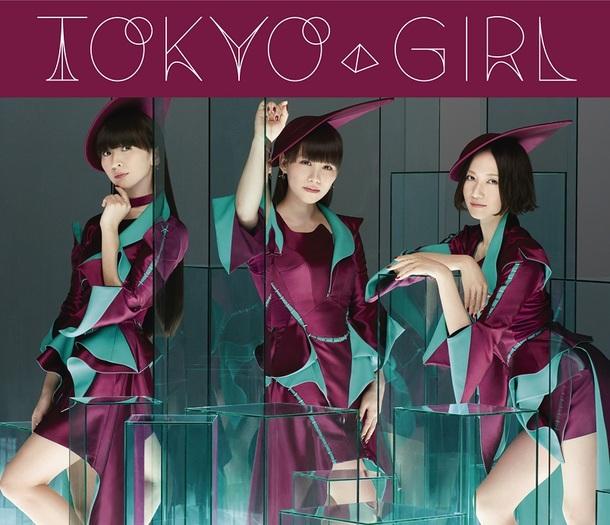 シングル「TOKYO GIRL」【初回限定盤】(CD+DVD)
