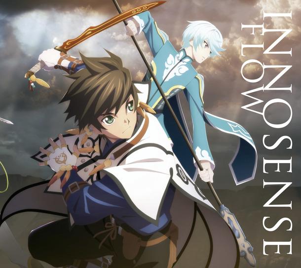 シングル「INNOSENSE」【期間生産限定盤/アニメ盤】 (CD+DVD/デジパック仕様/ジャケットステッカー付)