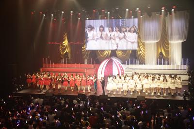 「AKB48紅白対抗歌合戦」@TOKYO DOME CITY HALL