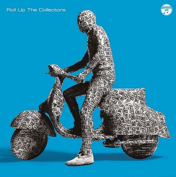 アルバム『Roll Up The Collectors』【初回盤】(CD+DVD)