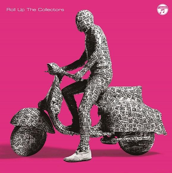 アルバム『Roll Up The Collectors』【通常盤】(CD)