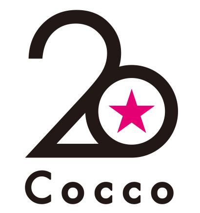 Cocco 20周年ロゴ