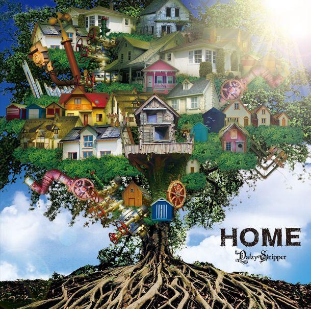 アルバム『HOME』【B-TYPE】(CD+DVD)