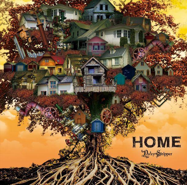 アルバム『HOME』【C-TYPE】(CD+CD)