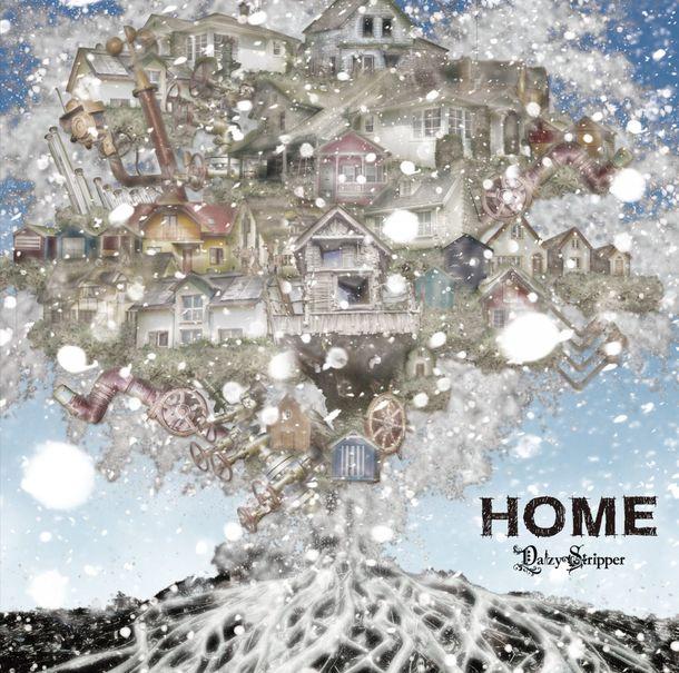 アルバム『HOME』【D-TYPE】(CD)