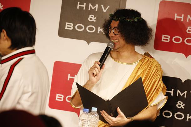 12月28日@渋谷HMV&BOOK
