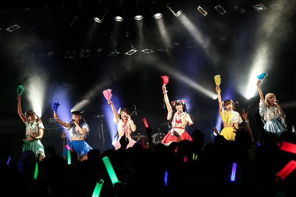 12月17日@WWW & WWW X(バンドじゃないもん!)
