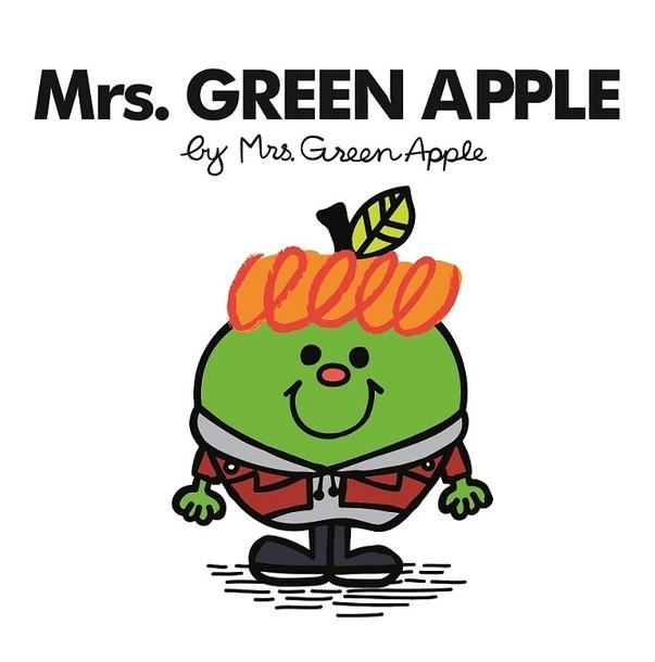 アルバム『Mrs. GREEN APPLE』【Picture Book Edition】(CD+絵本)