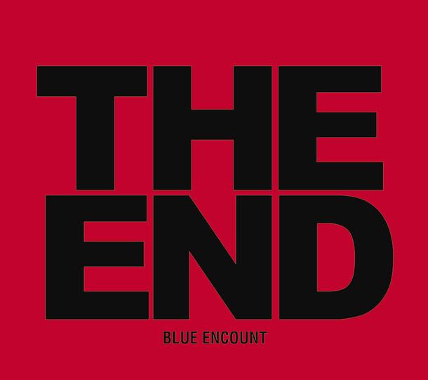 アルバム『THE END』【初回生産限定盤】(CD+DVD)