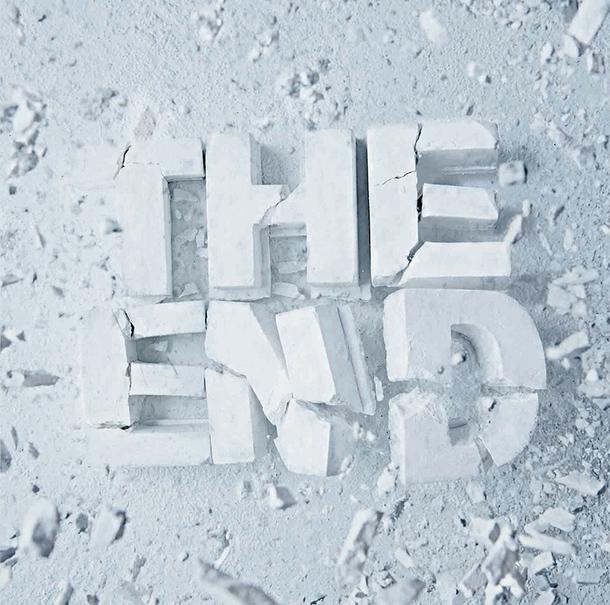 アルバム『THE END』【通常盤】(CD)