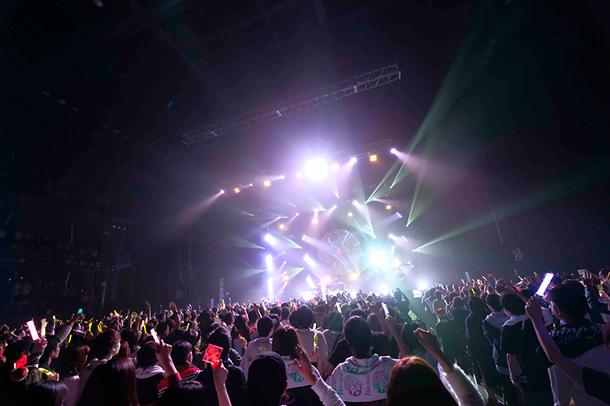 12月11日@TOKYO DOME CITY HALL