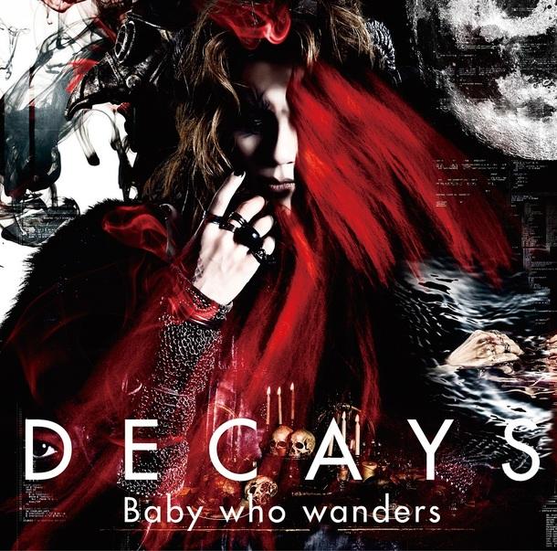 アルバム『Baby who wanders』【通常盤】(CD)
