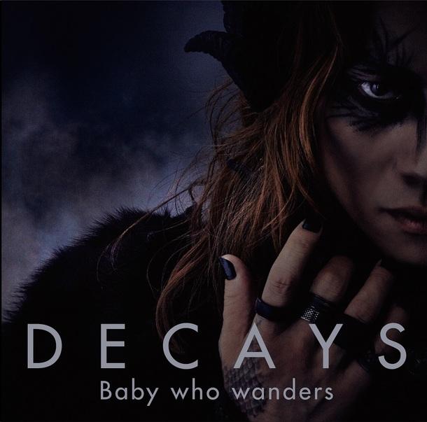 アルバム『Baby who wanders』【初回生産限定盤A】(CD+DVD)