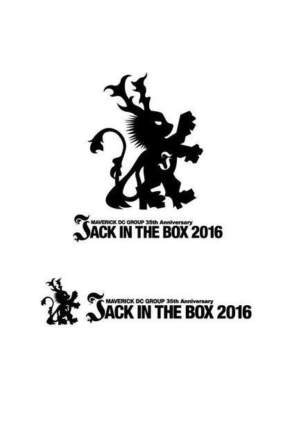 『JACK IN THE BOX』35周年ロゴ