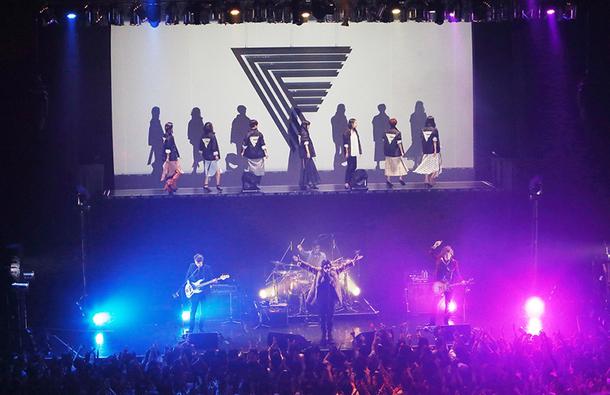 11月19日@Zepp DiverCity(TOKYO)