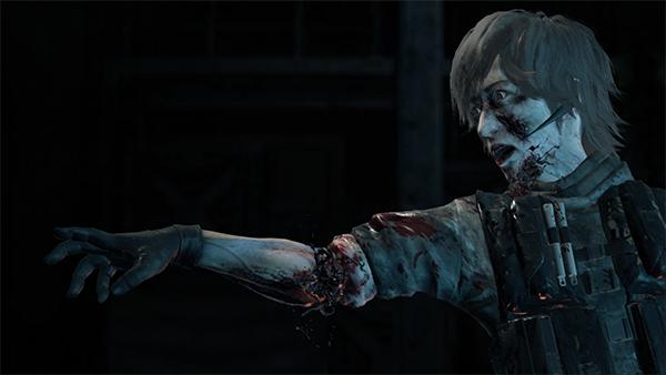 「Zombie」モード