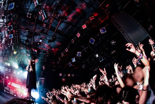 11月15日@渋谷CLUB QUATTRO