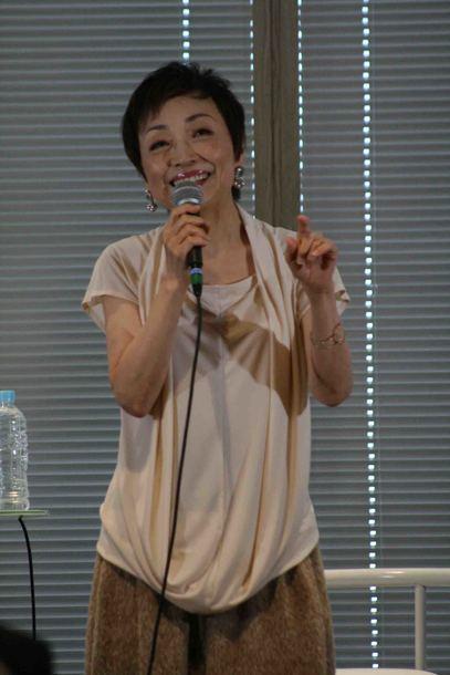 11月12日@クミコ with 風街レビュー「さみしいときは恋歌を歌って/恋に落ちる」CD購入者イベント