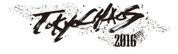 「Tokyo Chaos 2016」ロゴ