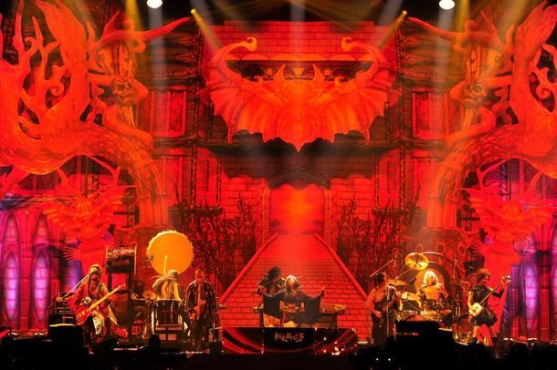 10月30日(日)@幕張メッセ国際展示場9・10・ 11ホール(和楽器バンド)