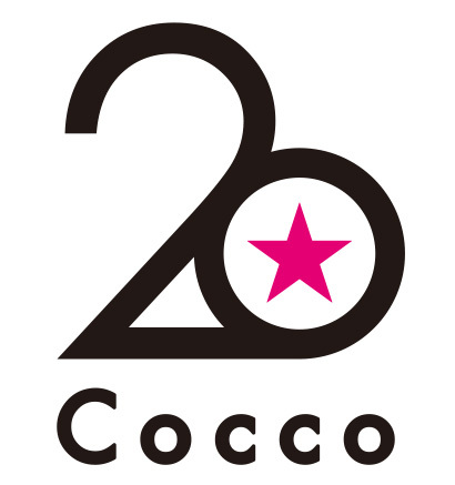 「Cocco20」ロゴ