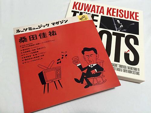 DVD/Blu-ray『THE ROOTS ~偉大なる歌謡曲に感謝~』&初回盤特典『ルーツミュージック マガジン』