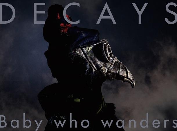 アルバム『Baby who wanders』【初回生産限定盤B】(CD+Blu-ray)