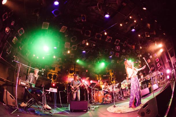 11月2日@渋谷クラブクアトロ