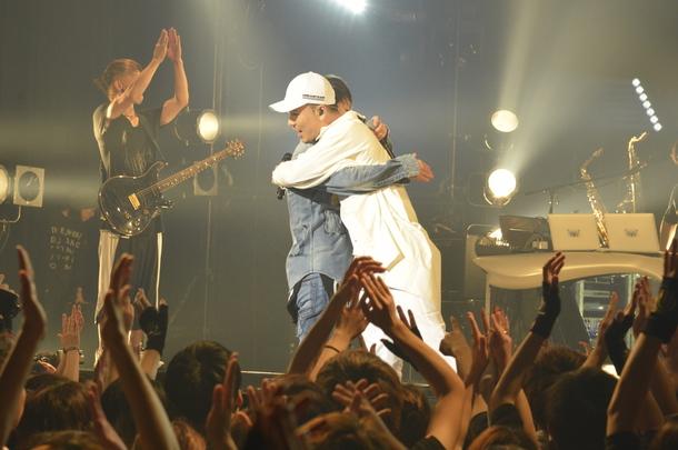 11月1日@Zepp Sapporo