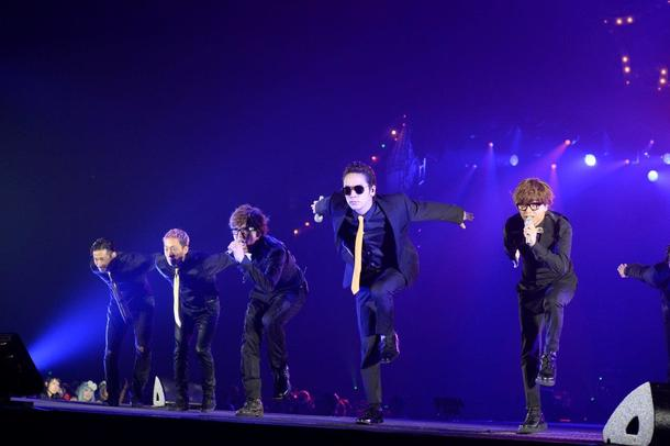 10月30日@幕張メッセ国際展示場9・10・ 11ホール