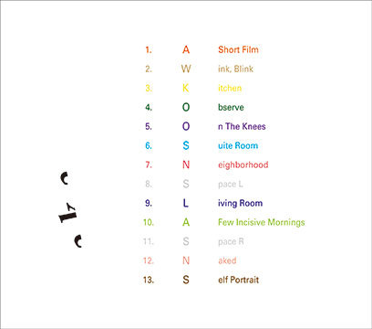 アルバム『a.k.a』【初回生産限定盤】