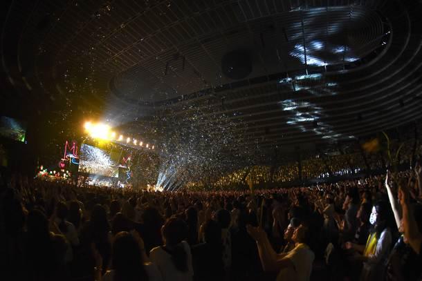 10月9日(日)@『ビクターロック祭り2016~大阪秋の陣~』(星野 源) photo by Joe、maco-j